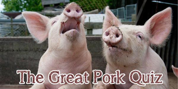 Test your knowledge with NSB's Great Pork Quiz