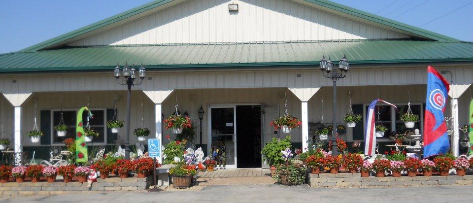 Corner Market & Greenhouse